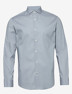 FARRELL 5 - basic shirts - shady blue