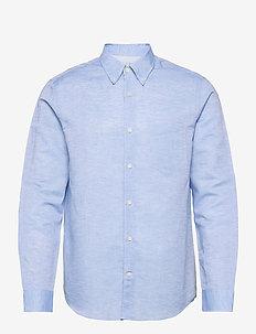 SANKT - oxford-paidat - silver blue