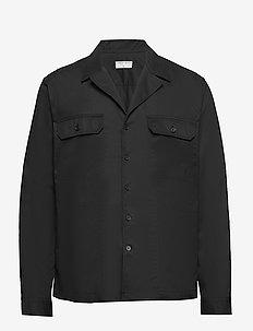 FRENCESCO - basic-hemden - black