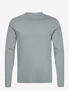 OLAF LS - basis-t-skjorter - north atlantic