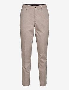 TRUMAN. - pantalons habillés - macchiato