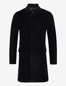 CURZON - wool coats - black