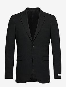 JARL - single breasted blazers - black