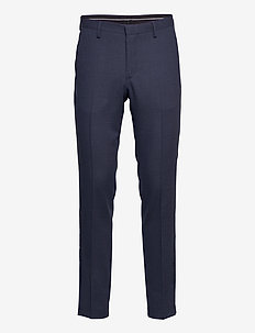 THODD - kostymbyxor - misty blue