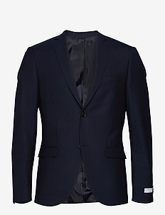 JULES - single breasted blazers - light ink