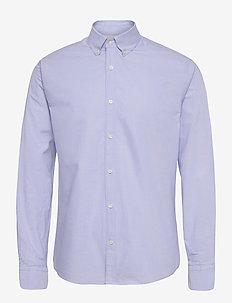 FENALD - oxford-skjorter - dust blue