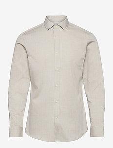 MAXIME - oxford-skjorter - olive green