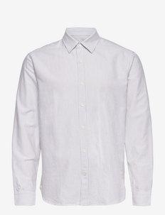 BENJAMINS - chemises basiques - light grey