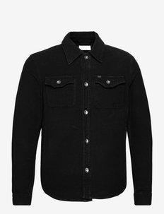 GET - vestes en jean - black