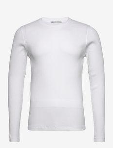 ARCH - t-shirts à manches longues - pure white