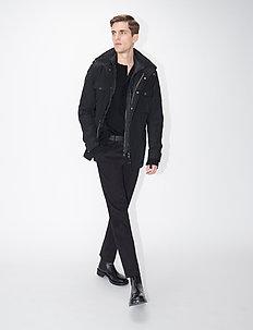 OSSIEN - kevyet takit - black
