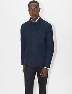 MORSON - overshirts - light ink