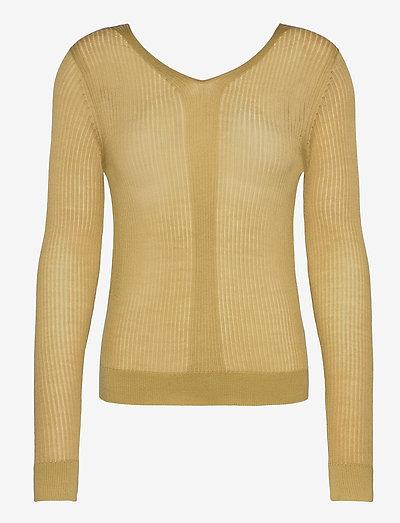 CORSICA - sweaters - palm green