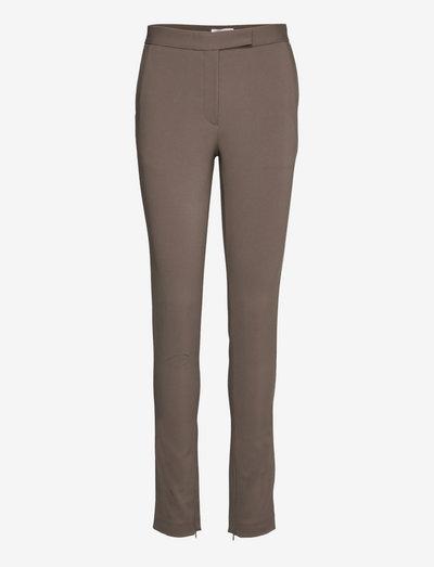 TAIKA 2 - bukser med smalle ben - mud