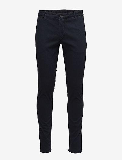 TRANSIT4PP - pantalons chino - light ink