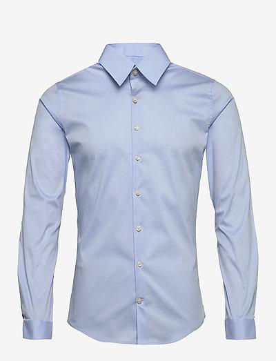 FILBRODIE - chemises basiques - pale blue