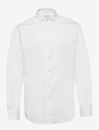 FARRELL 5 - chemises basiques - pure white