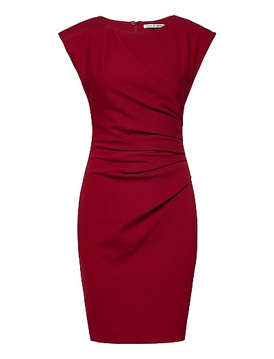 Mi Stretch Kurzes Kleid Rot TIGER OF SWEDEN   TIGER OF SWEDEN SALE