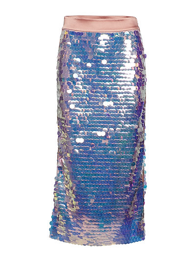 Androme Langes Kleid Blau TIGER OF SWEDEN