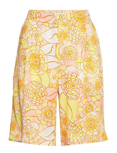 Nopal P Bermudashorts Shorts Gelb TIGER OF SWEDEN