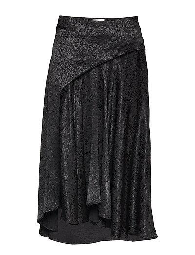 Violot Knielanges Kleid Schwarz TIGER OF SWEDEN