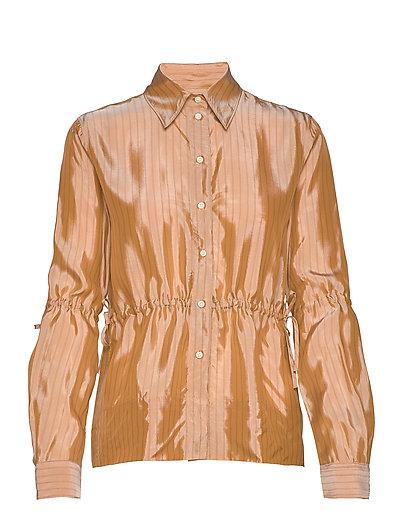 Romeda Bluse Langärmlig Orange TIGER OF SWEDEN   TIGER OF SWEDEN SALE