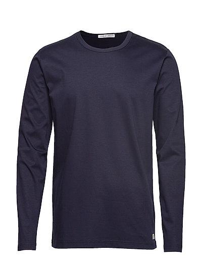 Dain T-Langärmliges Hemd Blau TIGER OF SWEDEN