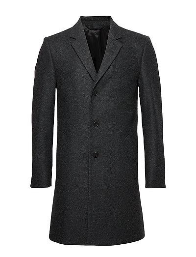 Cempsey Wollmantel Mantel Grau TIGER OF SWEDEN