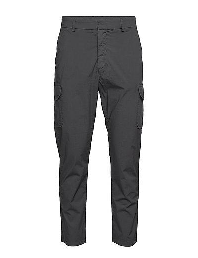 Cl Trousers Cargo Pants Schwarz TIGER OF SWEDEN