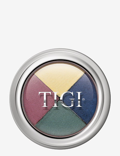 TIGI High Density Quad Eyeshadow, ProStars - Øjenskyggepalet - prostars