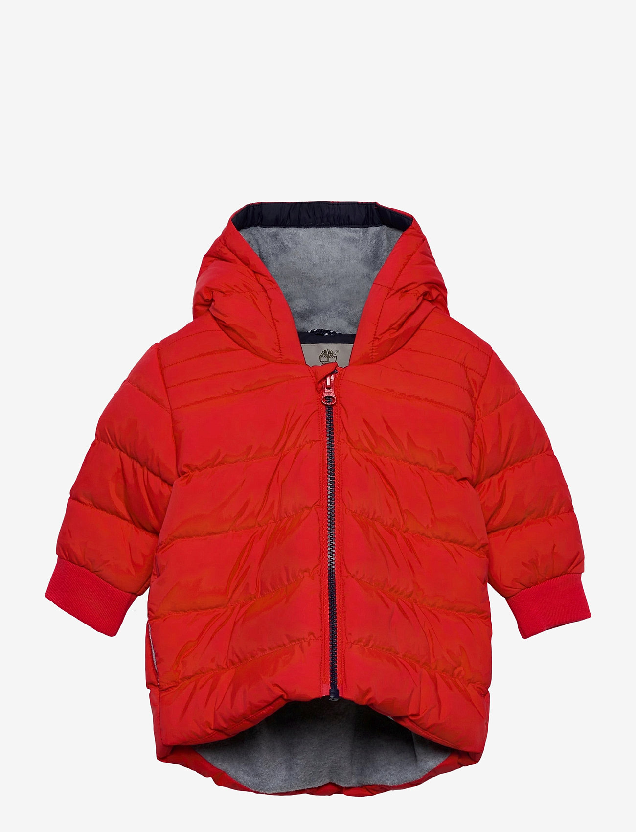 Timberland - PUFFER JACKET - puffer & padded - bright red - 0