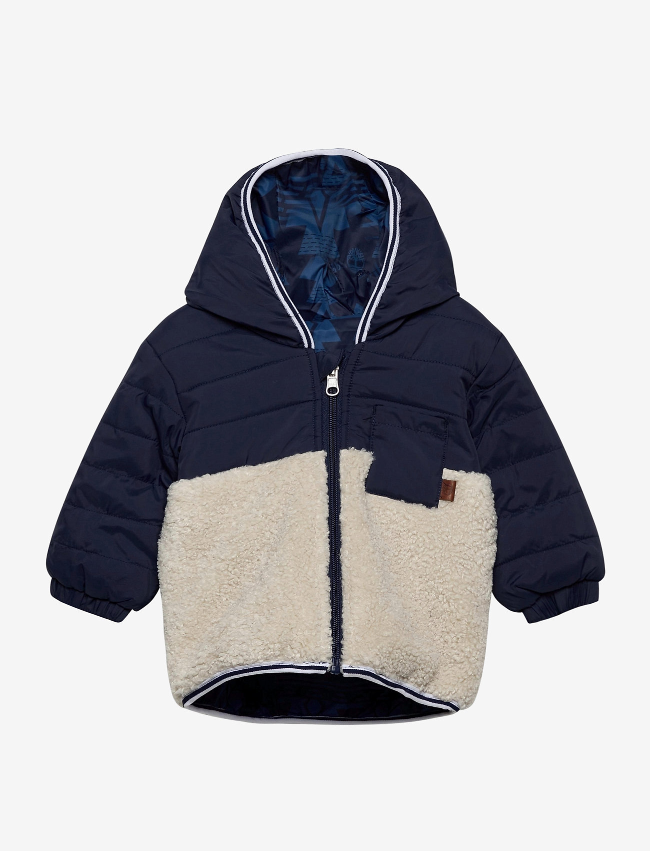 Timberland - HOODED JACKET - puffer & padded - unique - 0