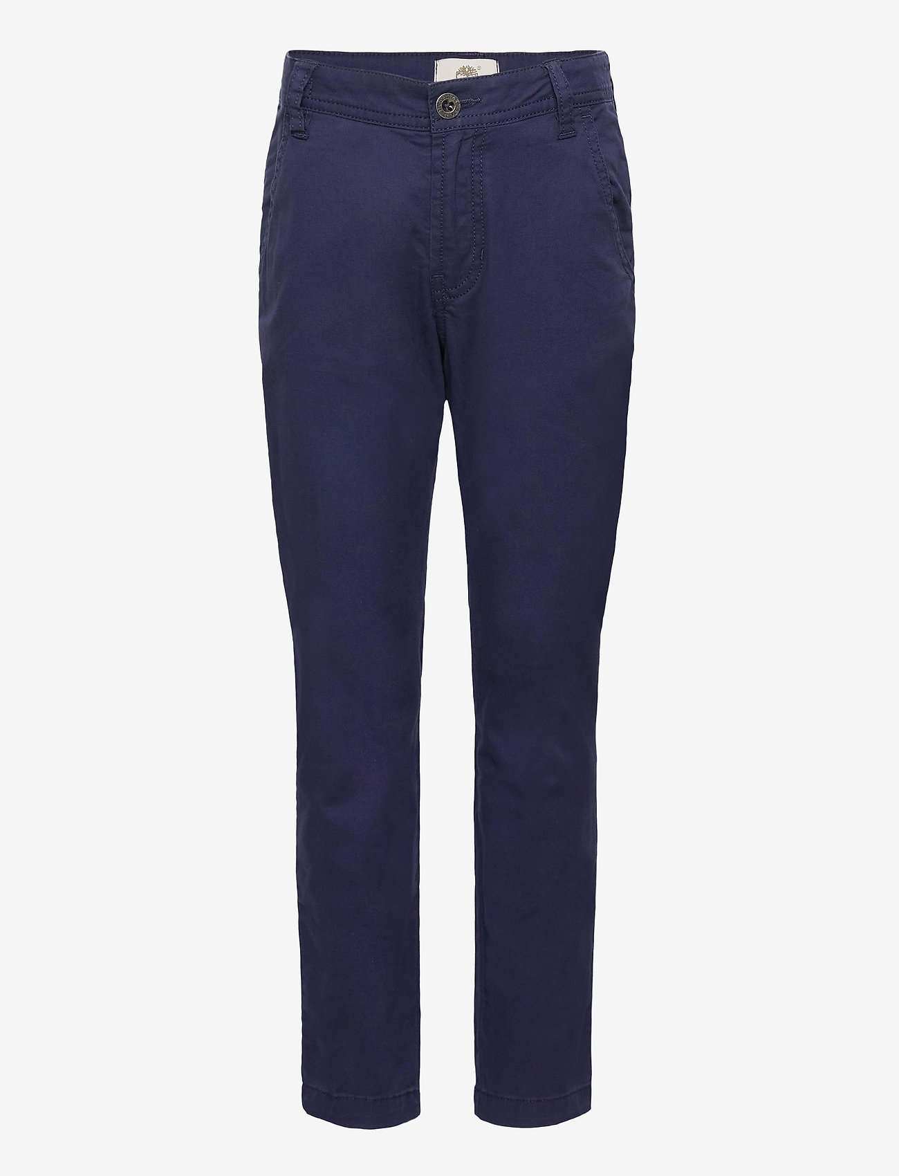 Timberland - TROUSERS - trousers - navy - 0