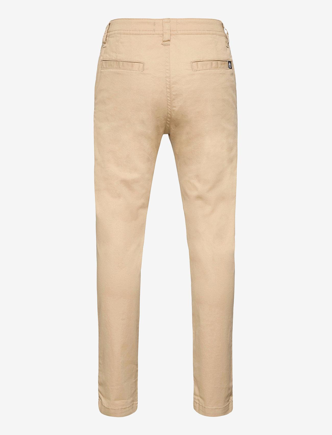 Timberland - TROUSERS - sports pants - stone - 1