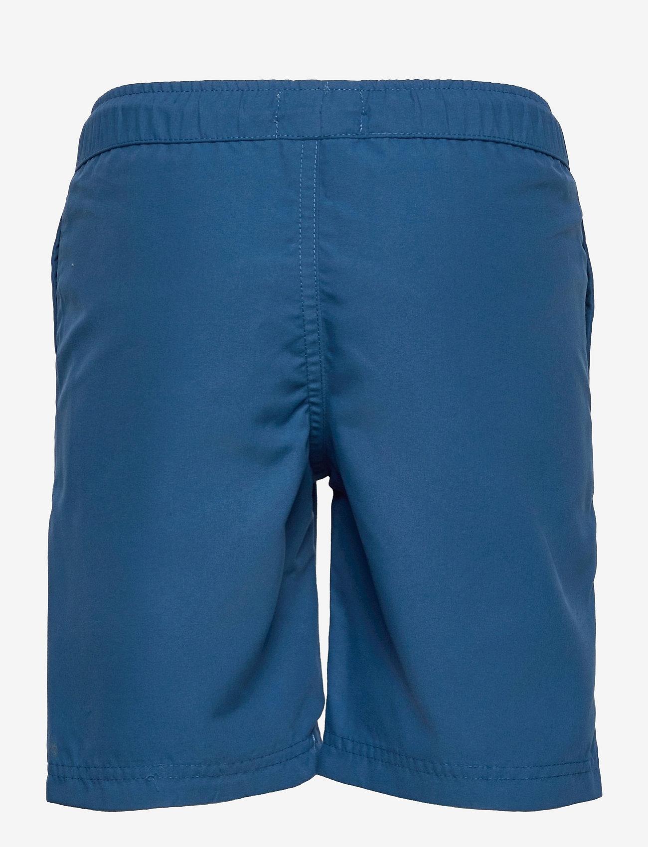 Timberland - SWIM SHORTS - badehosen - blue - 1