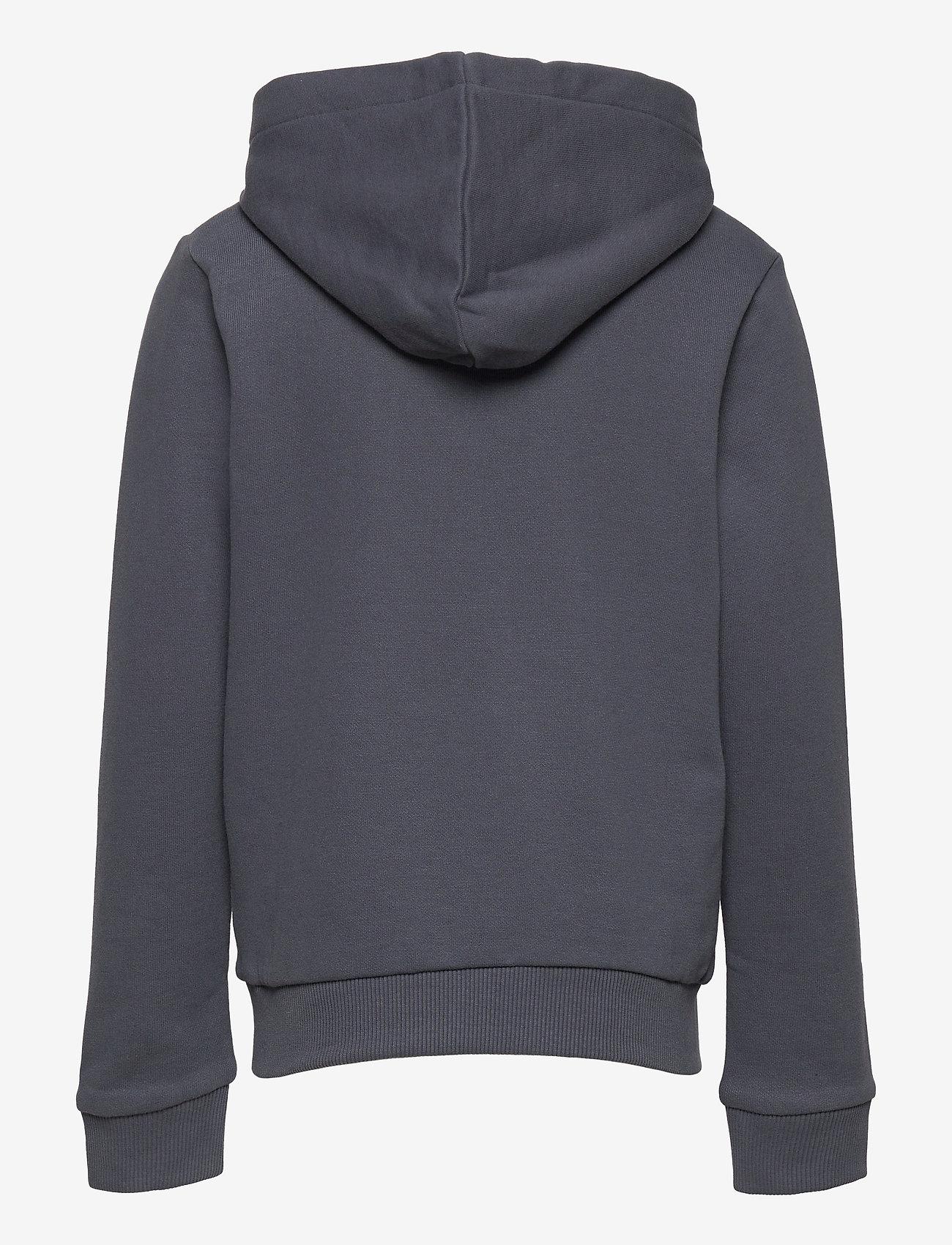 Timberland - HOODED SWEATSHIRT - kapuzenpullover - medium grey - 1