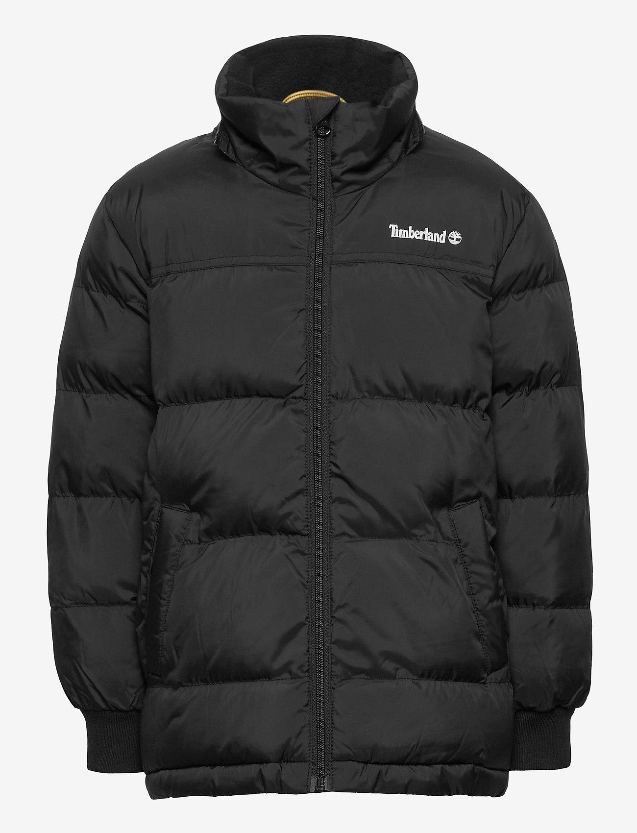 Timberland - PUFFER JACKET - puffer & padded - black - 1