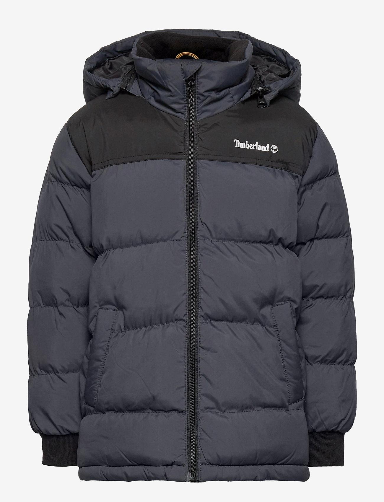 Timberland - PUFFER JACKET - dunjakker & forede jakker - charcoal grey - 0