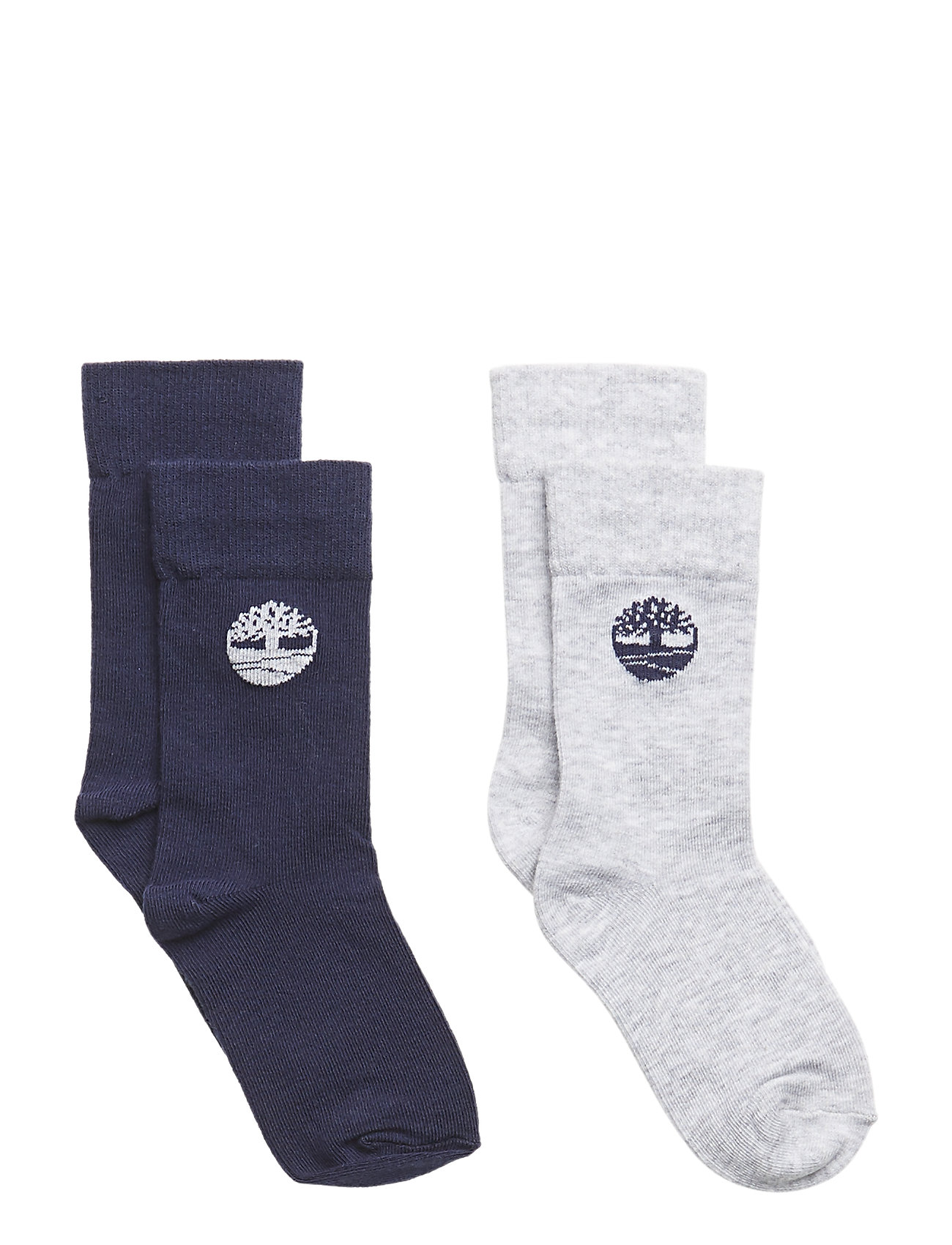 Timberland SOCKS (2) - GREY/BLUE NAVY