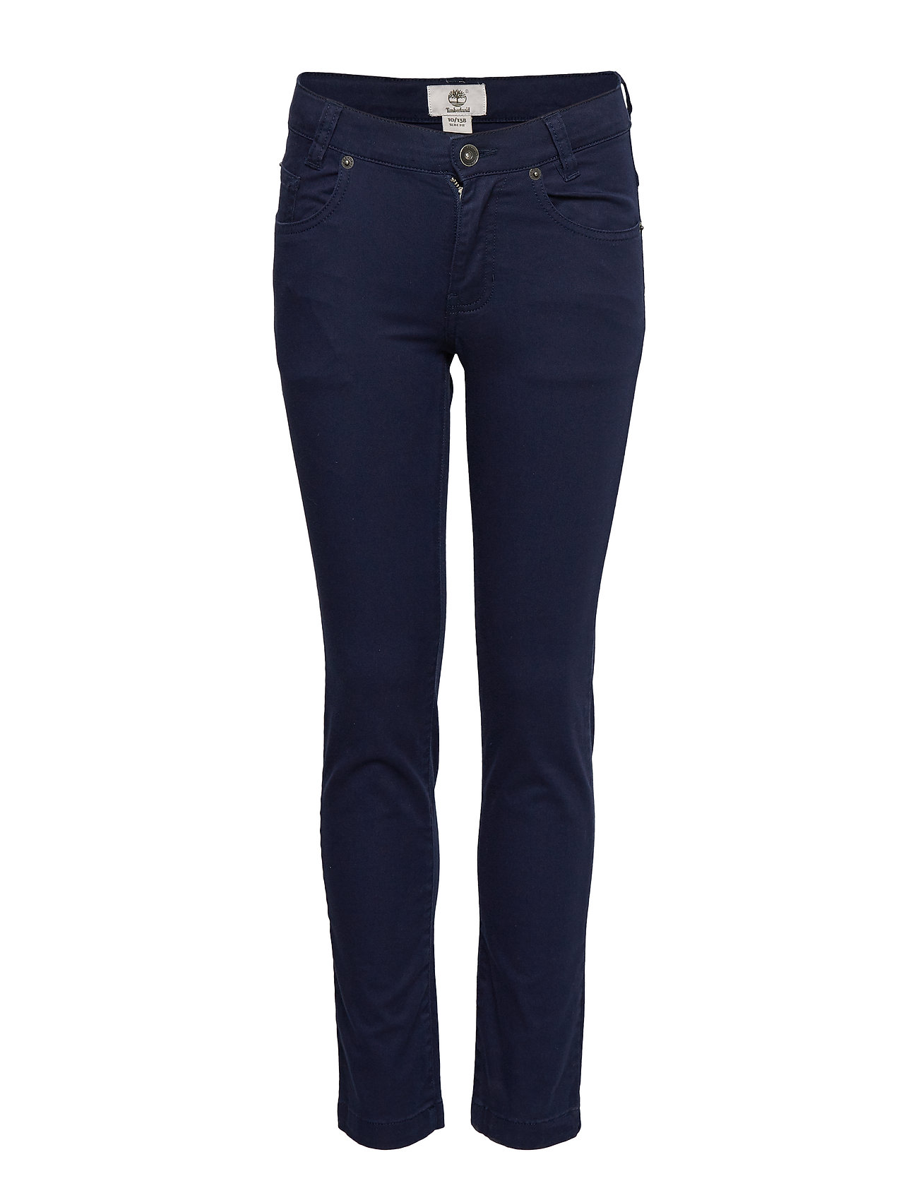 Timberland TROUSERS 5 POCKET - NAVY