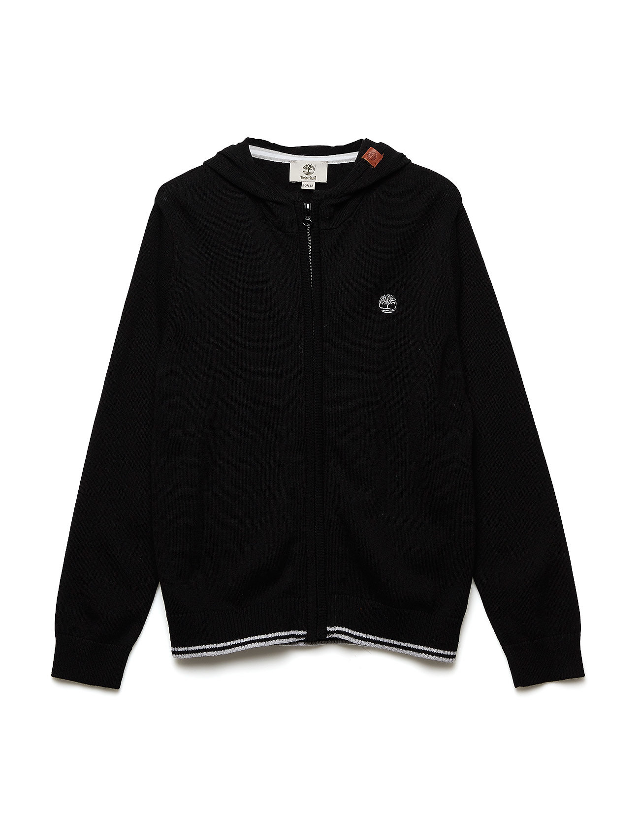 Timberland KNITTED CARDIGAN - BLACK