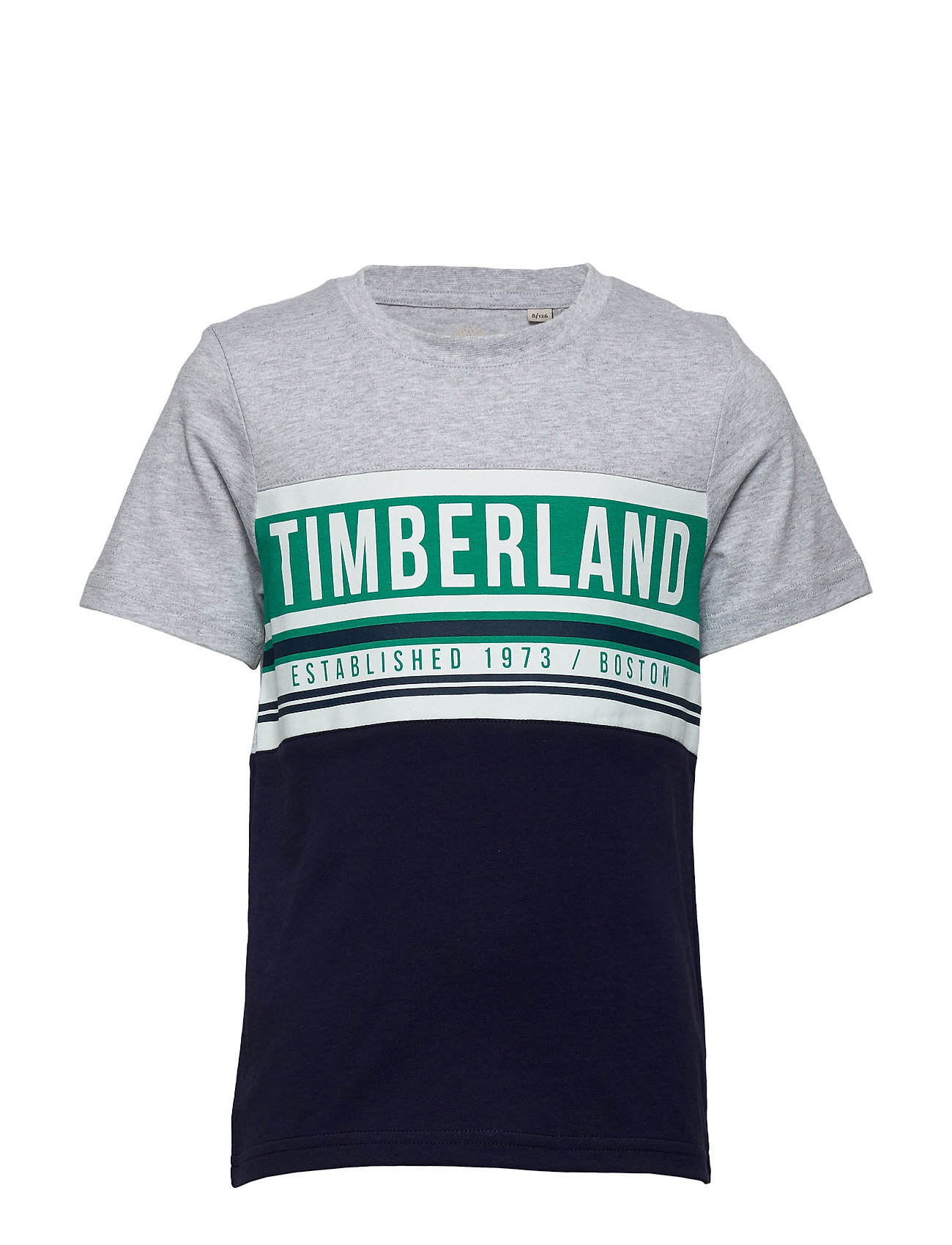 Timberland SHORT SLEEVES TEE-SHIRT - UNIQUE