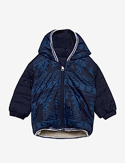 Timberland - HOODED JACKET - dunjakker & forede jakker - unique - 2