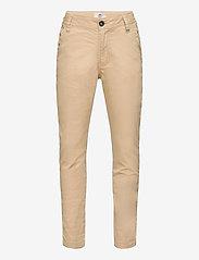 Timberland - TROUSERS - sports pants - stone - 0
