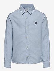 Timberland - LONG SLEEVED SHIRT - overhemden - pale blue - 0