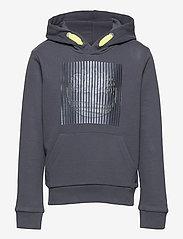 Timberland - HOODED SWEATSHIRT - kapuzenpullover - medium grey - 0