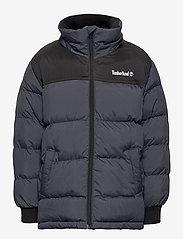 Timberland - PUFFER JACKET - puffer & padded - charcoal grey - 1