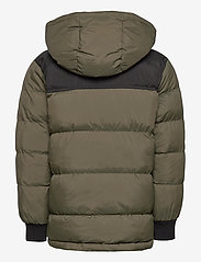 Timberland - PUFFER JACKET - dunjakker & forede jakker - khaki - 2