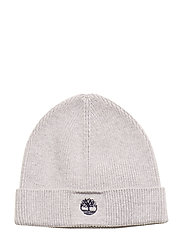 PULL ON HAT - CHINE GREY