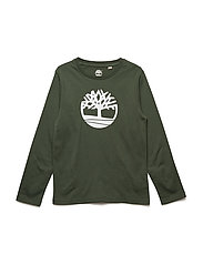 LONG SLEEVE T-SHIRT - KHAKI